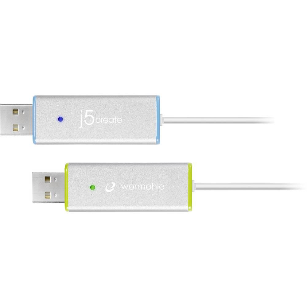 KVM kabel s grafičkom karticom J5 Create USB 3.0