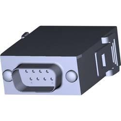 Stiftindsats TE Connectivity HVS-SMD 1103158-1 Samlet poltal 9 1 stk