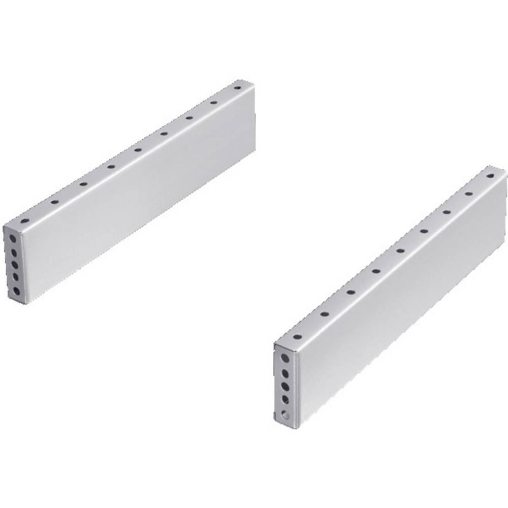 Podnožne ploče Rittal za TS, CM, TP, PC, TE 8601065 olovni lim svijetlosiva (RAL 7035) za dubinu: 600 mm