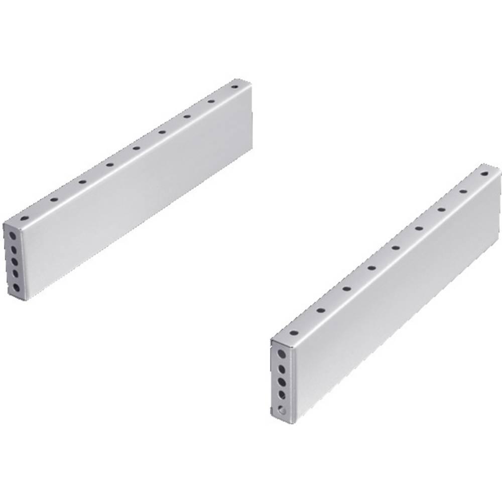 Podnožne ploče Rittal za TS, CM, TP, PC, TE 8601085 olovni lim svijetlosiva (RAL 7035) za dubinu: 800 mm