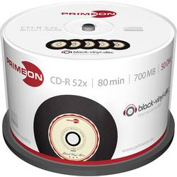 CD-R 80 Primeon 700 MB 2761108 okrugla kutija, vinil 50 komada