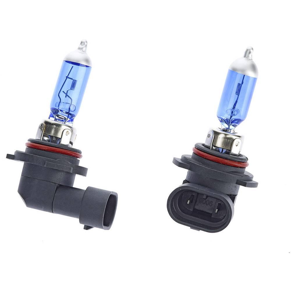 Reflektorska žarulja Super-White DINO, XENON izgled HB4 12 V 12 V P22d plava 1 par