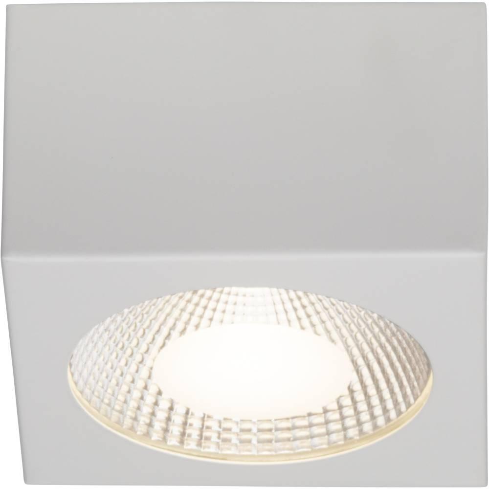 LED ugradbena svjetiljka 10 W toplo-bijelo Brilliant G94254/05 Babett bijela