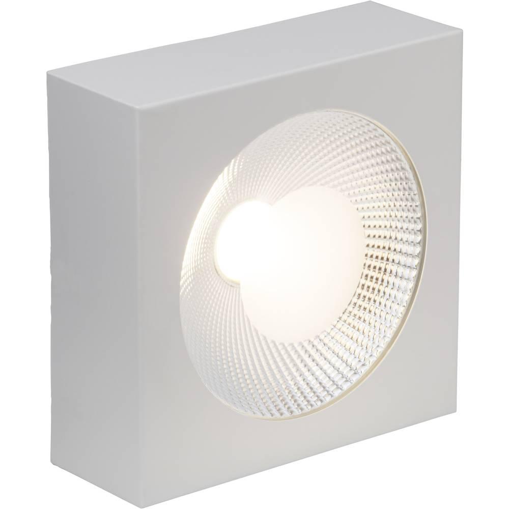LED ugradbena svjetiljka 20 W toplo-bijelo Brilliant G94255/05 Babett bijela