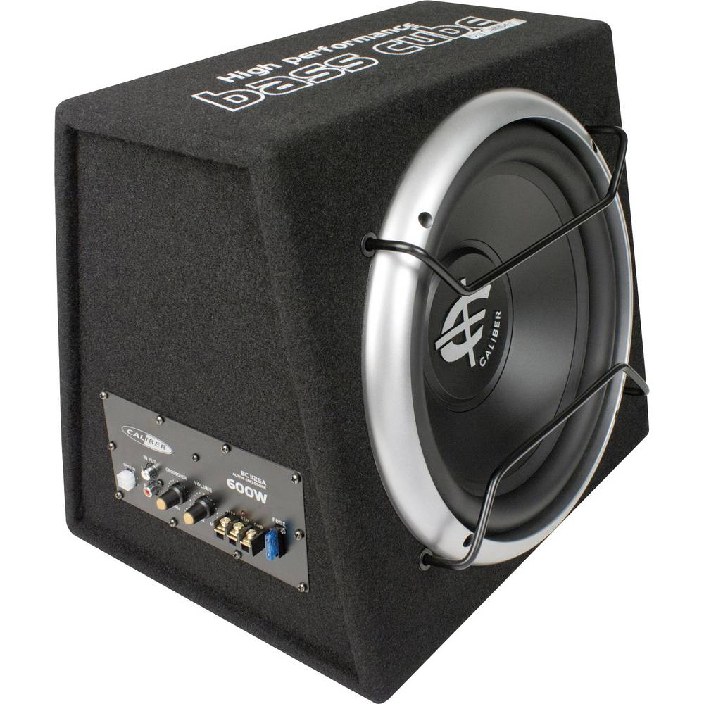 Auto-aktiv subwoofer Caliber Audio Technology BC112SA