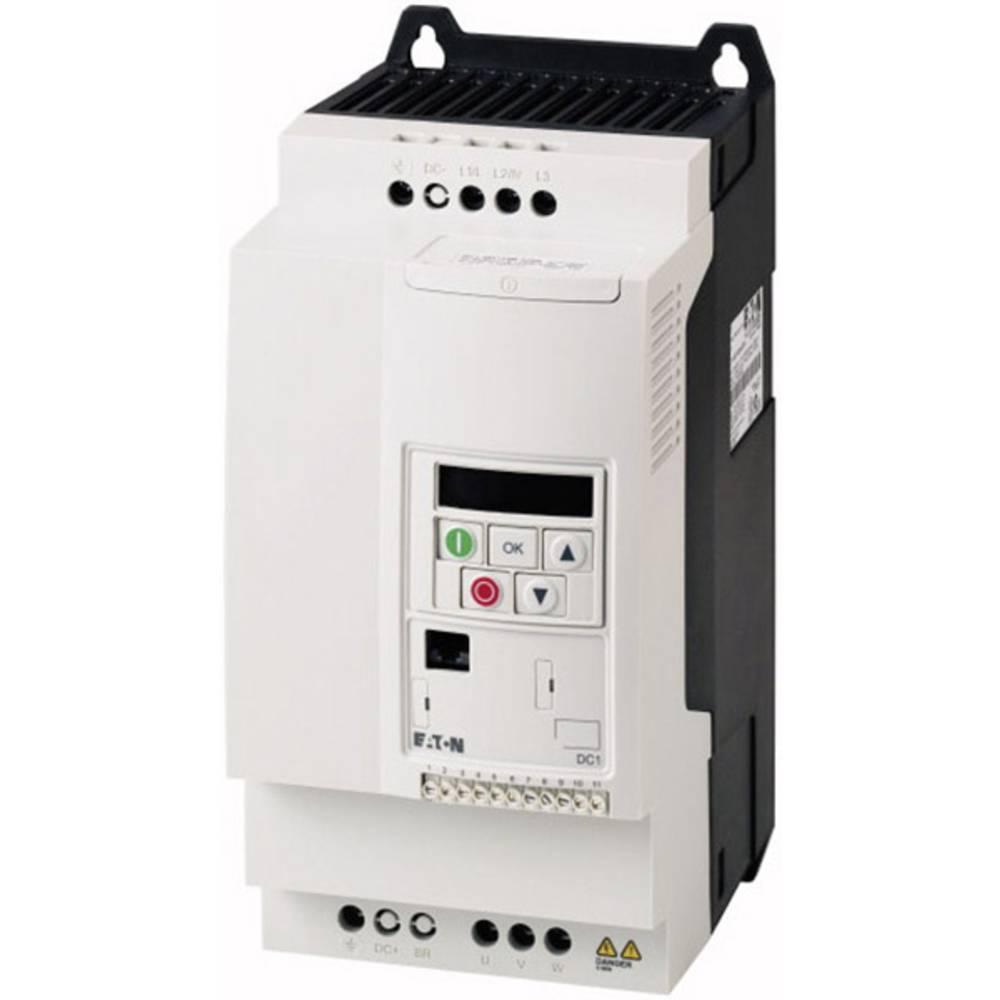 Ispravljač frekvencije DC1 DC1-34018FB-A20N PowerXL™ Eaton 3-/3-fazni 5,5 kW 169493 3fazni 400 V/AC 7,5 kW
