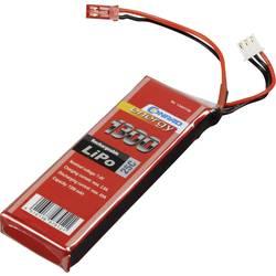 Modelarstvo - akumulatorski paket (LiPo) 7.4 V 1300 mAh 25 C Conrad energy Stick BEC