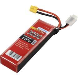 Baterijski paket za modele (LiPo) 14.8 V 3000 mAh broj ćelija: 4 20 C Conrad energy štap XT60