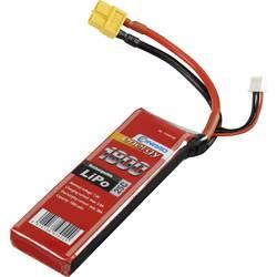 Baterijski paket za modele (LiPo) 7.4 V 1800 mAh broj ćelija: 2 25 C Conrad energy štap XT60