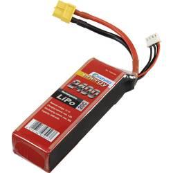 Baterijski paket za modele (LiPo) 11.1 V 2400 mAh broj ćelija: 3 20 C Conrad energy štap XT60