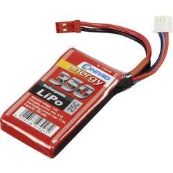 Baterijski paket za modele (LiPo) 7.4 V 350 mAh broj ćelija: 2 25 C Conrad energy štap BEC