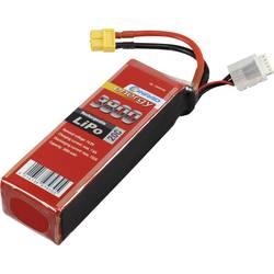 Baterijski paket za modele (LiPo) 14.8 V 3800 mAh broj ćelija: 4 20 C Conrad energy štap XT60