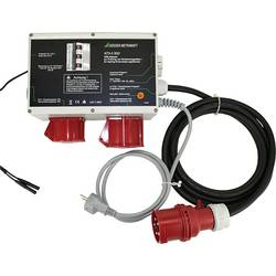 Gossen Metrawatt AT 3 II S32 CEE-merilni adapter 32 AT 3 II S32, Z745X