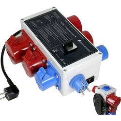 Gossen Metrawatt VL2E merilni adapter za pasivno merjenje podaljševanega kabla, Z745W