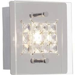 LED stenska svetilka 5 W topla bela Brilliant Martino G94264/15 krom