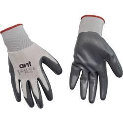 AVIT AV13073 radne rukavice, nitril, veličina XL