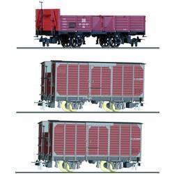 Tillig H0 5971 H0e 3x komplet, vagon od DR