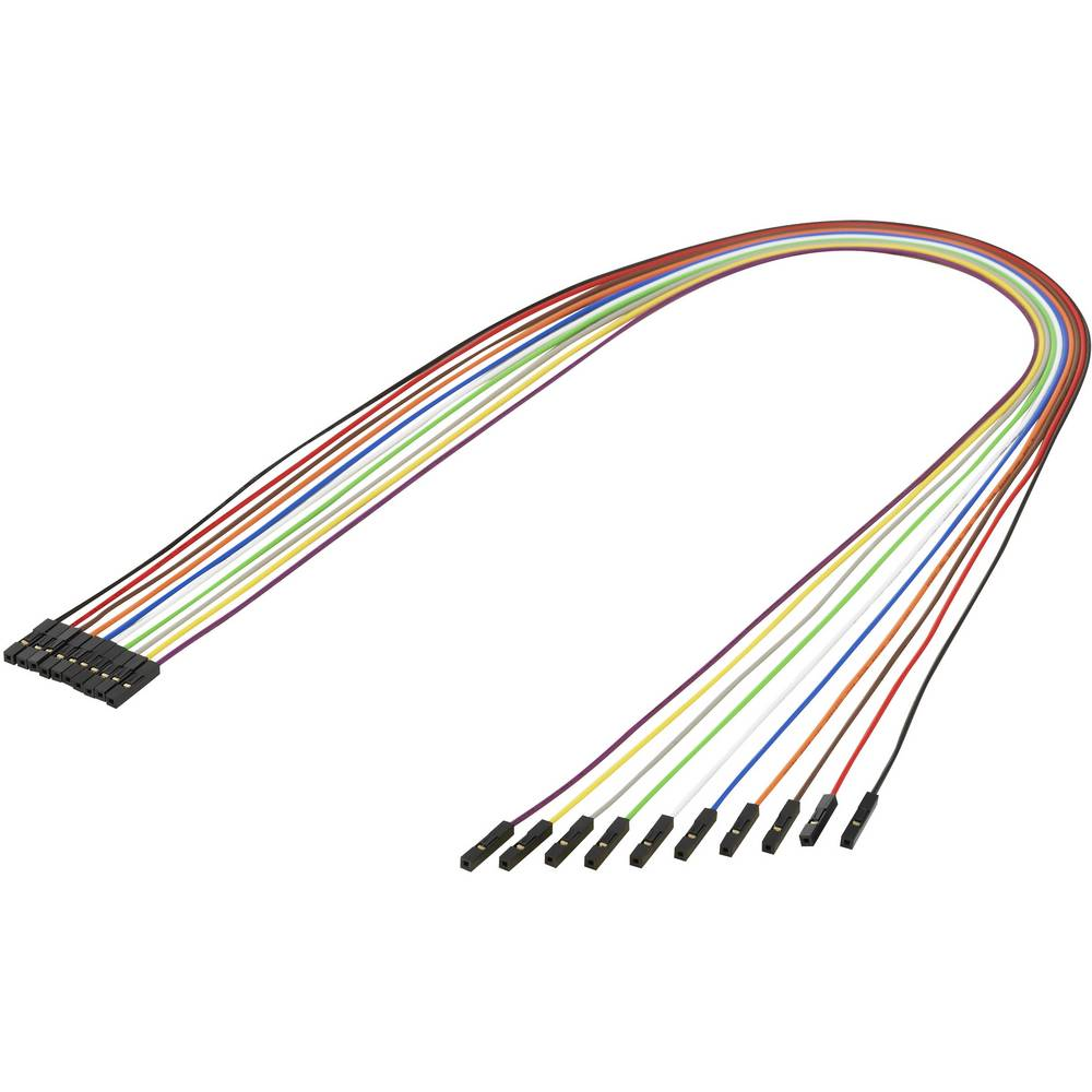 Povezovalni kabel Raspberry Pi® Bunt 1346419 Raspberry Pi®