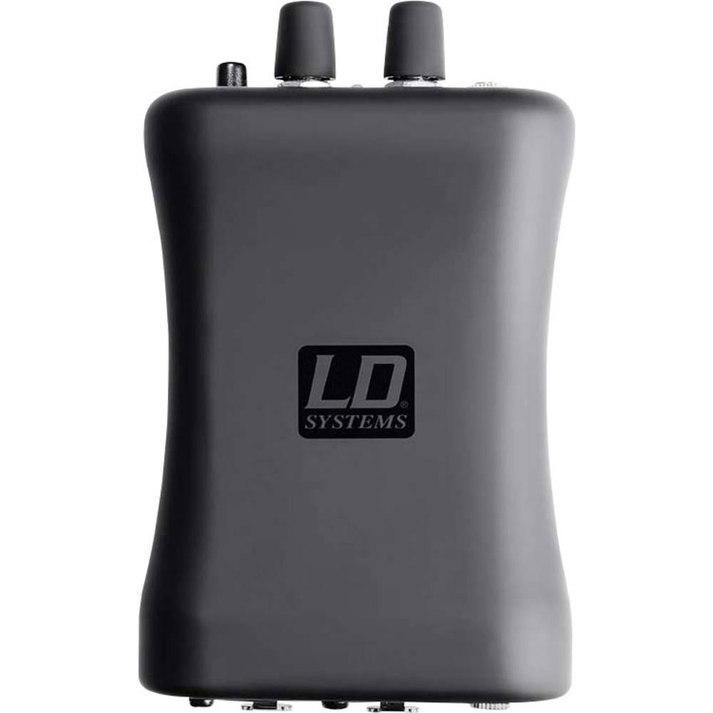 Ojačevalnik za slušalke LD Systems HPA 1