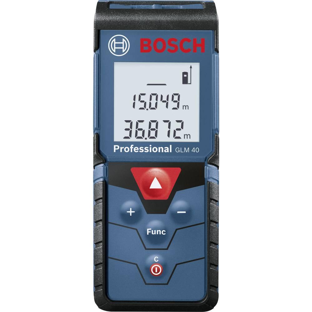 Laserafstandsmåler Bosch Professional GLM 40 40 m