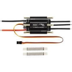 Reely elektronski , brezkrtačni-regulator letenja 70 A delovna napetost, stalni tok 70 A vtični sistem