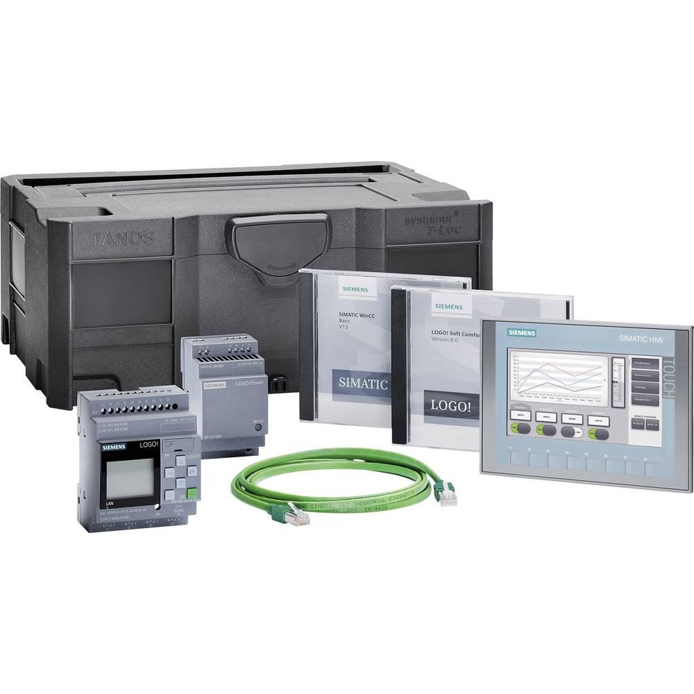 SPS začetni komplet Siemens LOGO! KTP700 BASIC STARTER LOGO! 12/24RCE 6AV2132-3GB00-0AA1