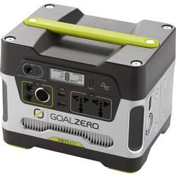 Prenosni dodatni akumulator Powerbank Goal Zero Yeti 400 230V solarni generator, svinčevo-koprenast (AGM) 33000 mAh