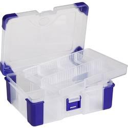 Sortirna škatla (D x Š x V) 160 x 120 x 60 mm VISO JAP 1713 št. predalov: 11 nastavljivo pregrajevanje