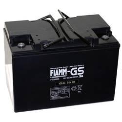 Fiamm Pb12-65-M6 FG26507 Svinčeni akumulator 12 V 65 Ah Svinčevo-koprenast (Š x V x G) 271 x 190 x 166 mm M6-vijačni priklop Bre