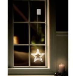 Okenska dekoracija, zvezda LED Polarlite LBA-50-019 prozorna