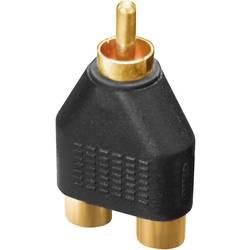 Cinch adapter Dynavox vtič-2 x vtičnica