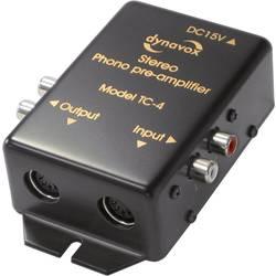 Phono-förförstärkare Dynavox TC-4