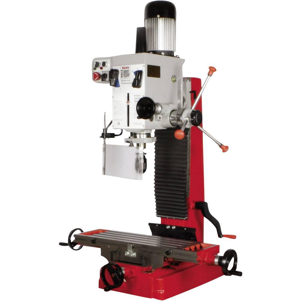 Holzmann Maschinen ZX 7045 Namizni rezkalni stroj za kovino (S1/S6) 1100W/1500 W 400 V/50 Hz H020200001