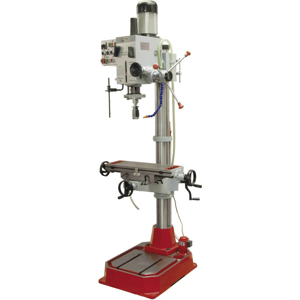 Holzmann Maschinen ZX 40PC Bušilica-glodalica (S1/S6) 1100/1500 W 400 V/50 Hz H020300004