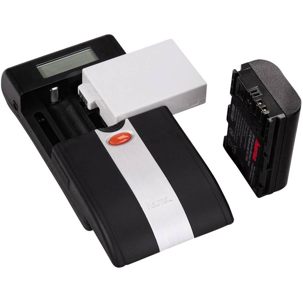 Punjač za kameru Delta Ovum LCD 00081380 Hama za baterije: LiIon, NiMH