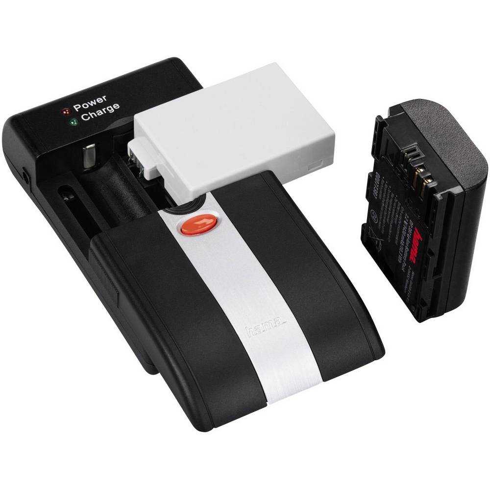 Polnilnik za kamere Delta Ovum LED Hama 00081370 primerno za akumulator: LiIon, NiMH