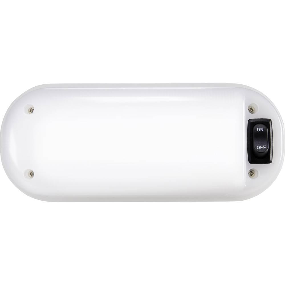 LED notranja luč LED (D x Š x V) 206 x 86 x 42 mm Basetech