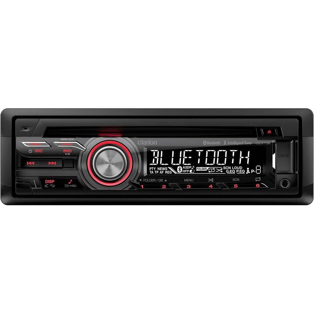 Bilradio Clarion CZ315E Håndfrit Bluetooth®-system