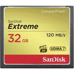 CF-kartica 32 GB SanDisk Extreme®