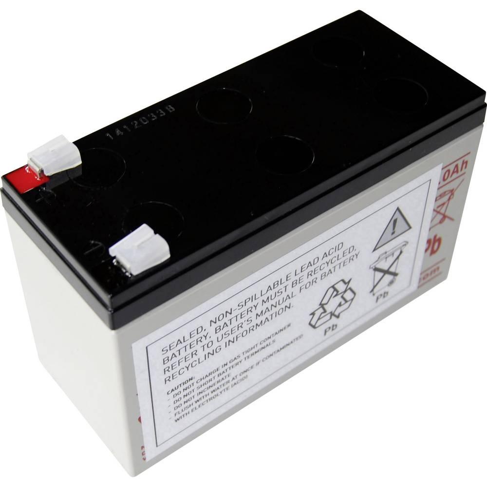 Baterija za UPS Conrad energy nadomešča orig. baterijo AEG A 500 primerno za model: Protect A 500