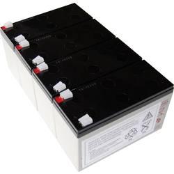 Akumulator za UPS Conrad energy zamjenjuje originalni akumulator AEG B 1500 za model: Protect B 1500