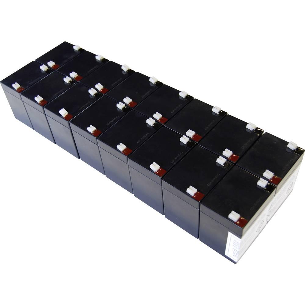 Akumulator za UPS Conrad energy zamjenjuje originalni akumulator AEG B 3000 BP za model: Protect B 3000 BP