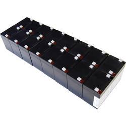 Baterija za UPS Conrad energy nadomešča orig. baterijo AEG B 3000 BP primerno za model: Protect B 3000 BP