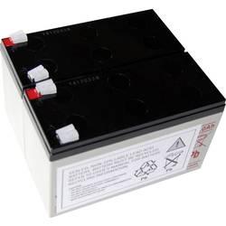 Baterija za UPS Conrad energy nadomešča orig. baterijo AEG B Pro 750 primerno za model: Protect B Pro 750