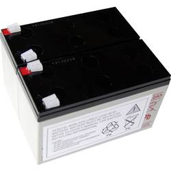Akumulator za UPS Conrad energy zamjenjuje originalni akumulator AEG B Pro 750 za model: Protect B Pro 750