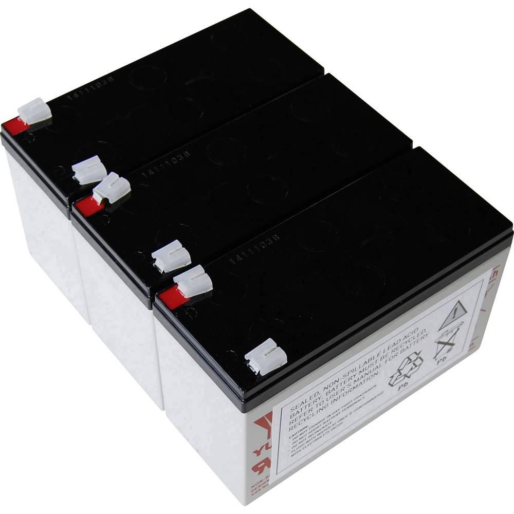 Baterija za UPS Conrad energy nadomešča orig. baterijo AEG C 1000 primerno za model: Protect C 1000
