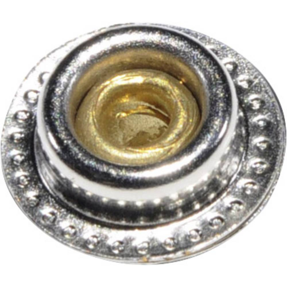 ESD adapterski pritisni gumb Conrad Components DR-INF-KK-10 pritisni gumb 10 mm, pritisni gumb 10 mm