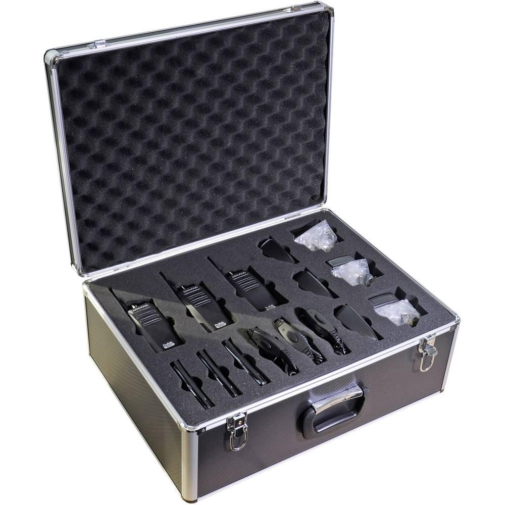 PMR radijska stanica Kenwood profesionalni set u kovčegu TK-3401D 6-dijelni set