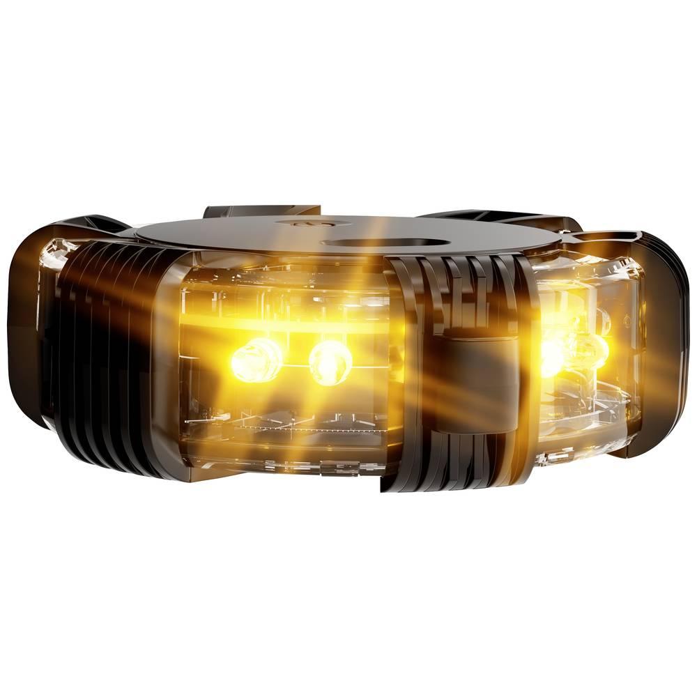 LED treperavo svjetlo upozorenja Road Flare LEDSL302 pogon na baterije, pričvršćenje magnetom, narančaste boje OSRAM
