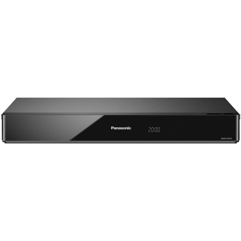 DVD snemalnik Panasonic DMR-EX97CEGK HD DVB-C tuner črne barve